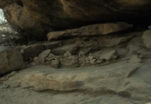 View of xcavation at Dangandouloun. Photo A. Mayor